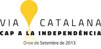 Logo fo the Via Catalana